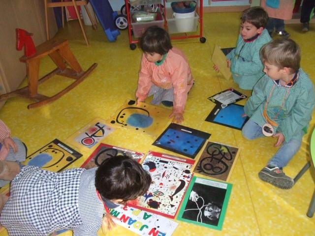 Parada Joan Miró 2A setmana
