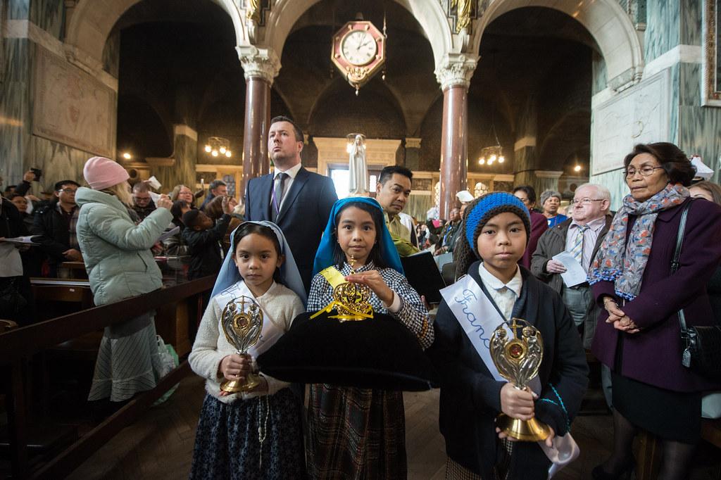 Nước Anh được dâng hiến cho Trái Tim Vô Nhiễm Đức Mẹ - Ảnh minh hoạ 5