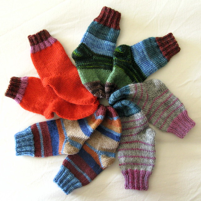 Knitting Slippers For Charity : Baby socks for charity my mom s knitting clothes
