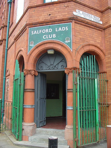 Salford Lads Club | by cameijei