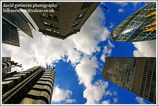 The City of London A.K.A. the Square Mile - London Skyscrapers ~ ART - chitecture  in the Sky ~ | by davidgutierrez.co.uk