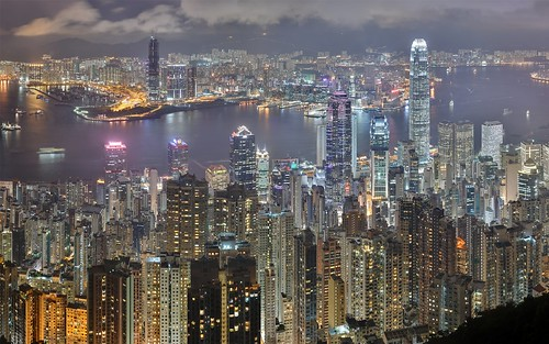 Skyline - Hong Kong, China | by Trodel