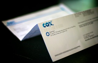 Cox Cable Bill | by sfxeric