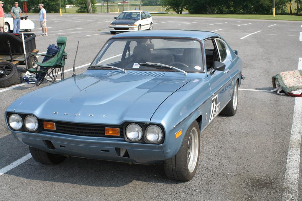 1973 mercury capri v8 autocross ford capri v8. Black Bedroom Furniture Sets. Home Design Ideas