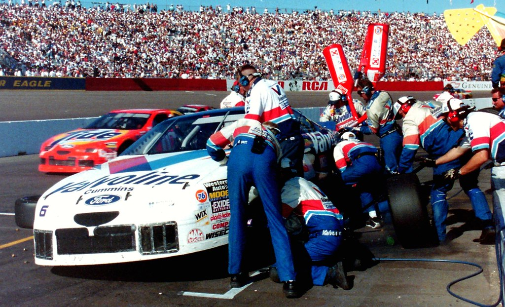 Mark Matin Pit Stop: NASCAR Photography By Darryl Moran | Flickr