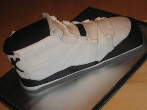 Michael Jordan Basketball Shoe Cake I Was Asked To Make