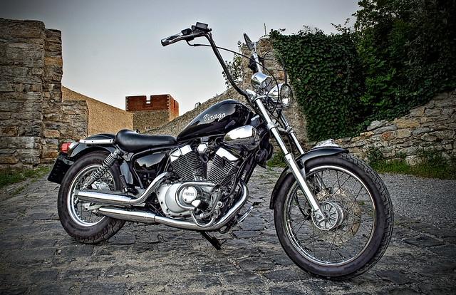 Yamaha Virago XV 125