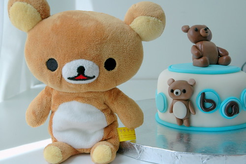 Julia's Teddy Bear Fluffy | by creativecupcakes