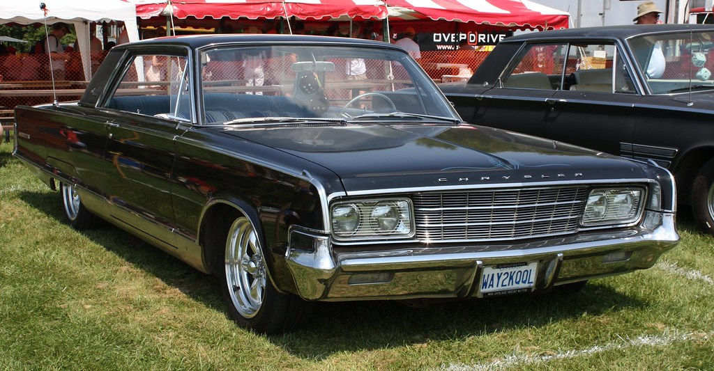 2 Door Car >> 1965 Chrysler New Yorker 2 door hardtop | Richard Spiegelman | Flickr