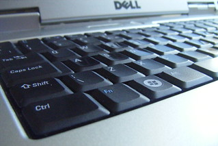Dell laptop keyboard | by bigpresh