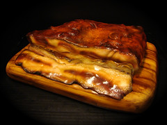 bacon slab cake | by debbiedoescakes