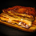 bacon slab cake