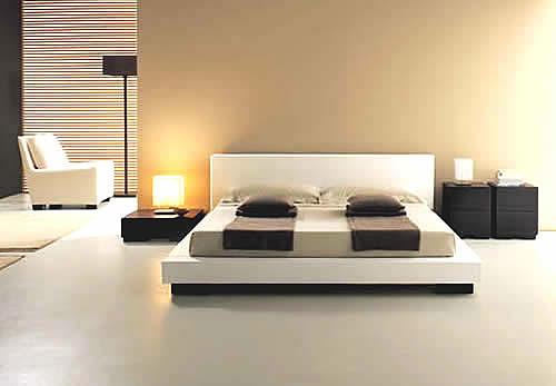 Minimalist bedroom 9 jingdianjiaju2 flickr for Design minimalista