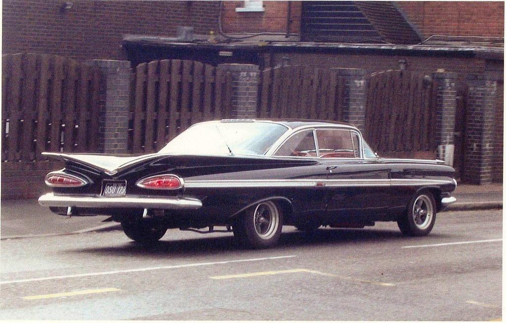 Chevy 3 3 >> 59 Chevrolet Impala   1959 Chevrolet Impala Hardtop Coupe ...