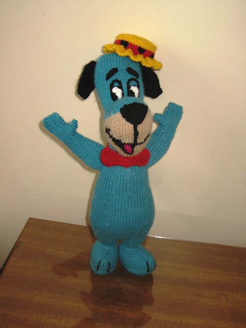 Cartoon Characters Knitting Patterns : Huckleberry hound b kim monthie flickr