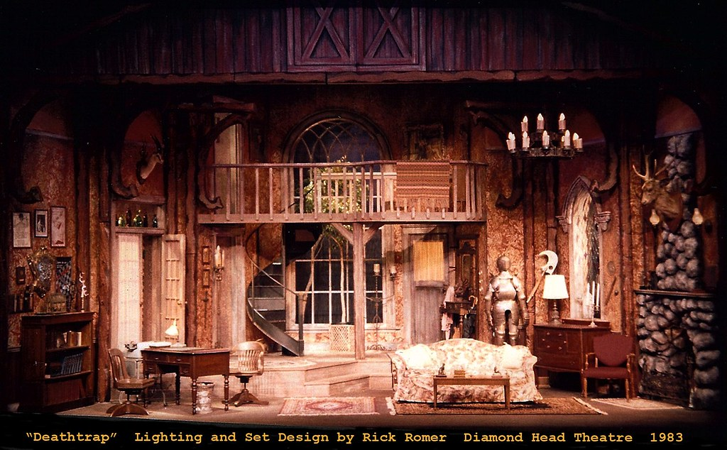 Theatre Stage Design Sets And Lighting Flickr