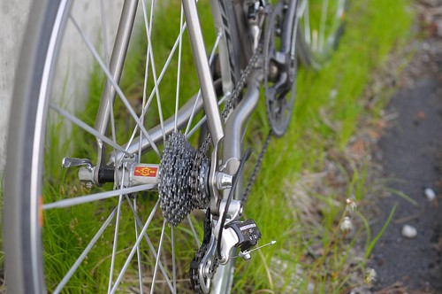 Seven Axiom S, Curved Stays | by Lovely Bicycle!