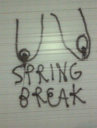 Spring Break | by Editor B