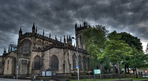 HDR Manchester Cathederal | by gifster1983