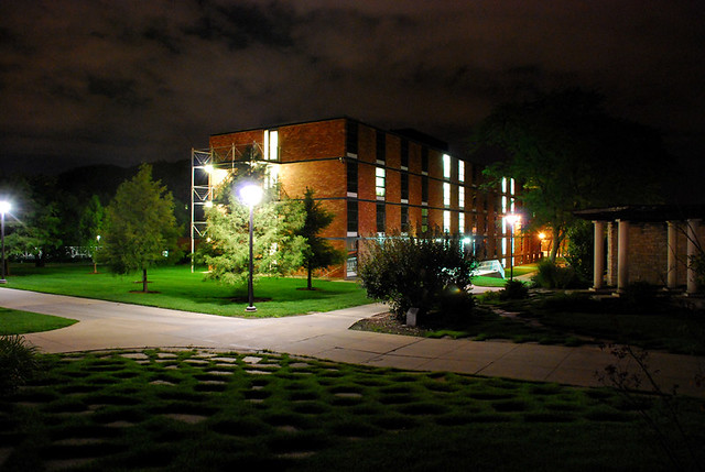drake university herriott hall