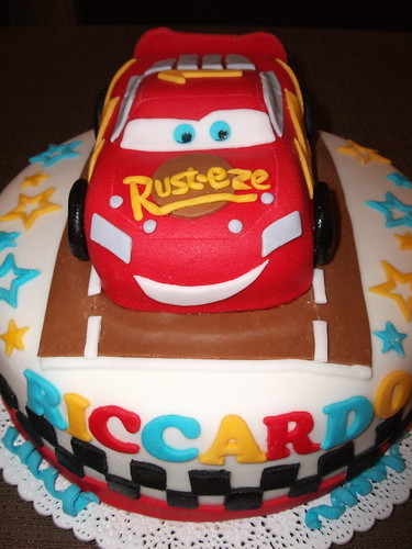 Torte Cake Design Di Cars : TORTA DI SAETTA MCQUEEN, LIGHTNING MCQUEEN CAKE 06/09 ...