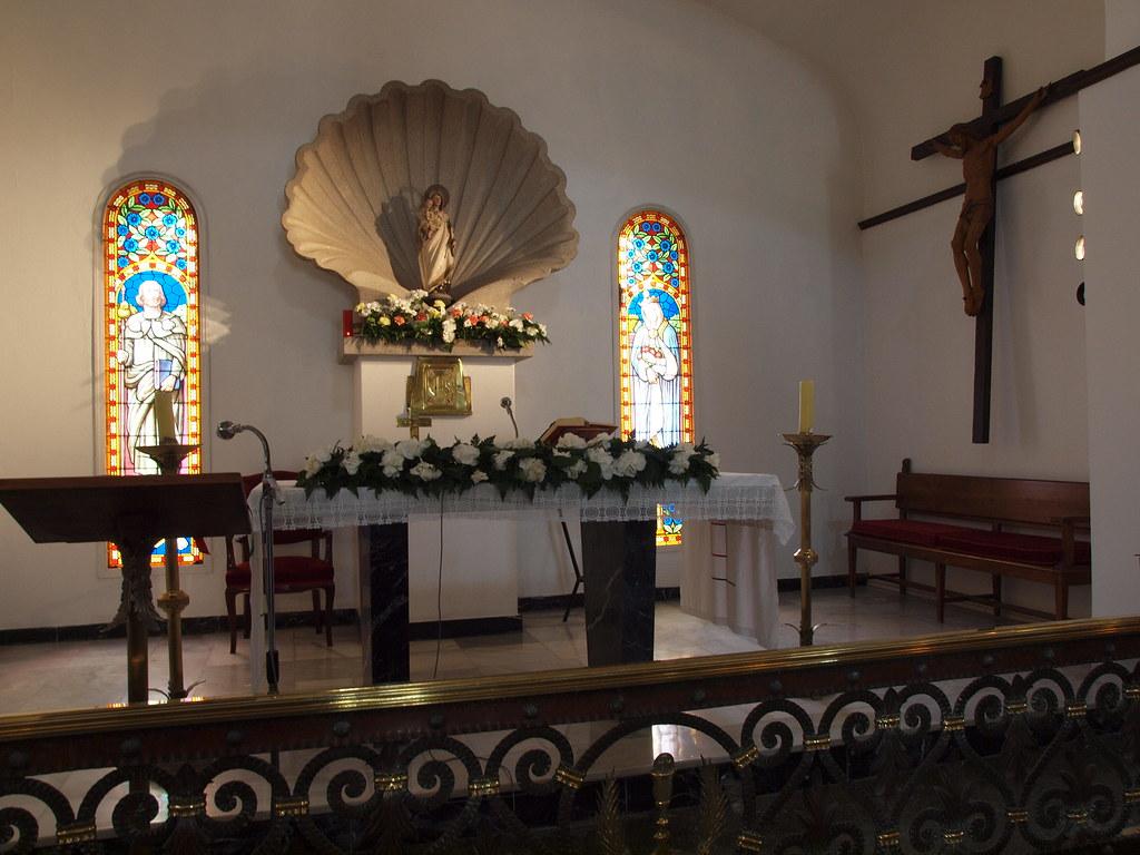 Ermita de san sebasti n isla de la toja el grove pontev for La isla interior torrent