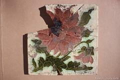 Flower Tile 1