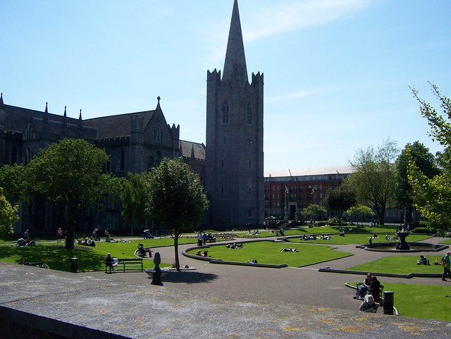 179 - St. Patrick Cathedral, Dublin