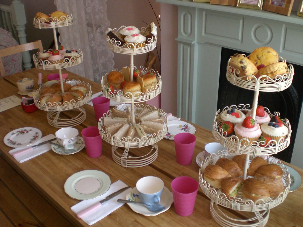 Ruth S Afternoon Tea Party Afternoon Tea Amp Gluten