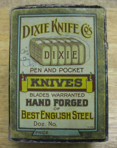 Dixie Pen and Pocket Knives | by B-Kay