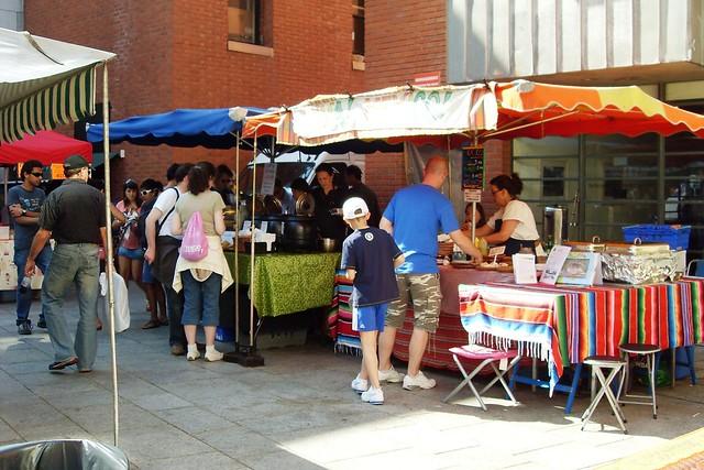Food market temple bar barnacles dublin hostel for Bar food dublin 2