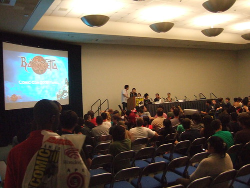 Bayonetta Panel at San Diego Comic Con | by SEGA of America