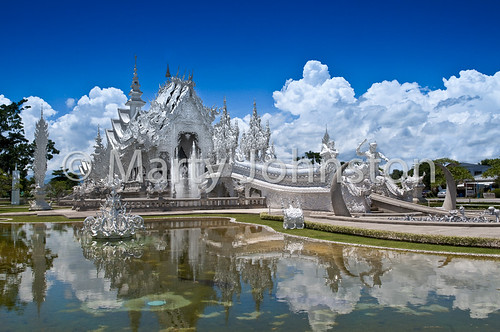 Wat Rong Khun | by Marty Johnston