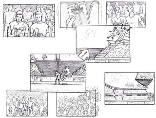 MLB ASG storyboard | by j.albright