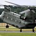 RAF Boeing CH-47 Chinook RIAT 2009