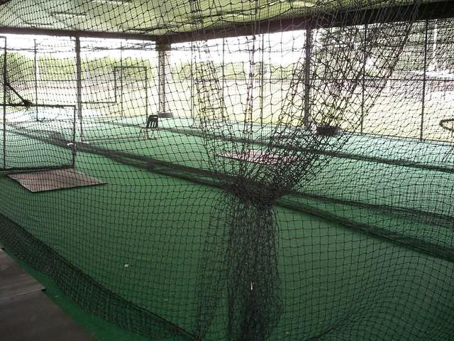 Lakeland High School Batting Cages Lakeland High School B Flickr