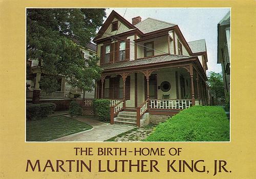 Birthplace Of Martin Luther King Jr Atlanta Ga Nhl Flickr