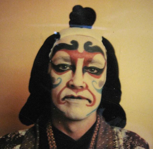 Kabuki Makeup Our Version Of The Emperors New Clothes Flickr - Kabuki-makeup