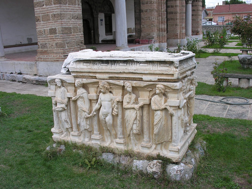 Nilüfer Hatun Imarethanesi Museum  Sarcophagus Photo is ...