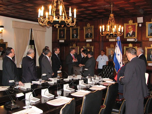 DeMint With Honduran Supreme Court Justices | by senjimdemint