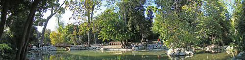 Athens National Garden Panorama | by Ava Babili