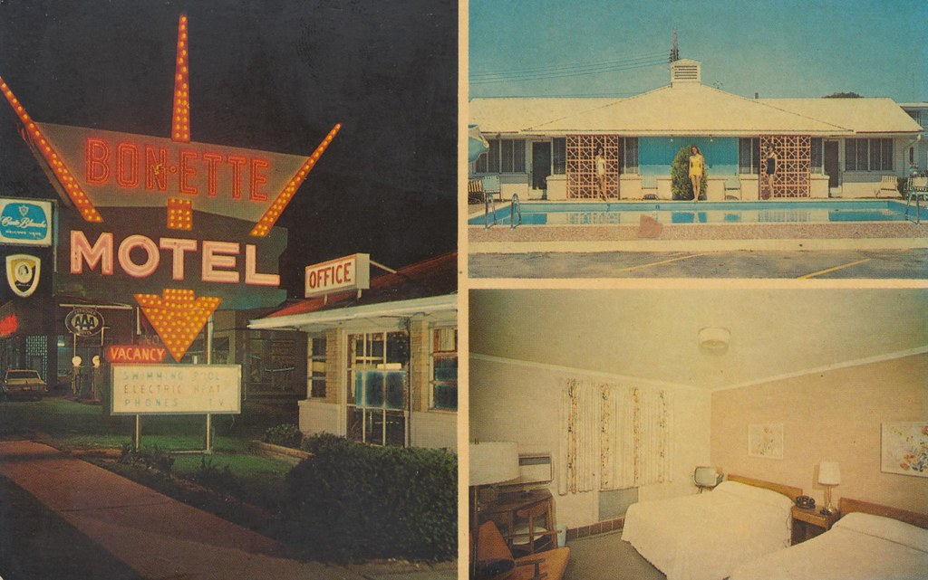 Bon-Ette Motel - Statesboro, Georgia