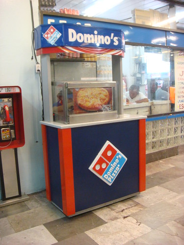 Mexican mini-Domino's | by Nick Sherman