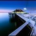 Cromer - Cromer Pier and Pavilion Theatre, Twilight