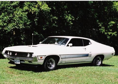 New Ford Torino >> 1970 Torino GT | 1970 Ford Torino GT,351 4V Cleveland Engine… | Larry Foster | Flickr