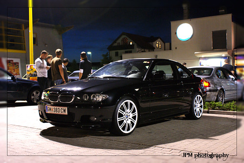 Bmw M3 E >> ///M3 Wheels, 330ci night shoot | Johann Pointner | Flickr