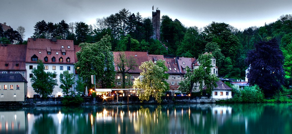 nightlife in landsberg am lech germany bavaria flickr. Black Bedroom Furniture Sets. Home Design Ideas