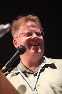 140Conf Day One - Robert Scoble | by b_d_solis