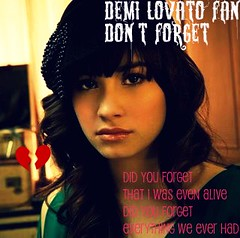 Demi lovato dont forget photoshoot