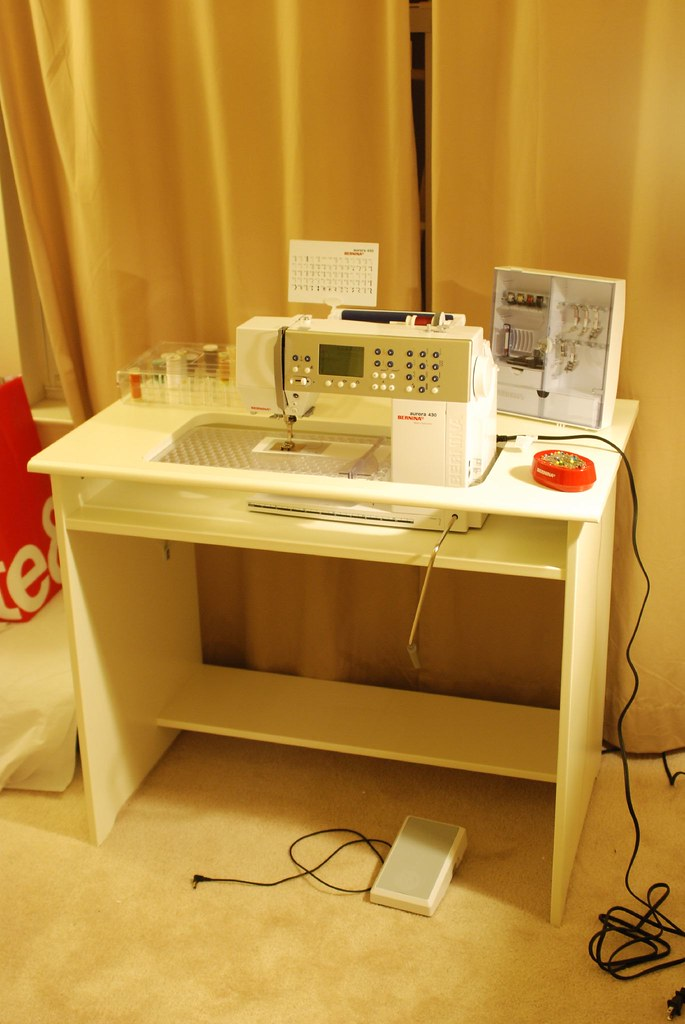 Sewing Table Desk Wall Mounted Desk Fold Away